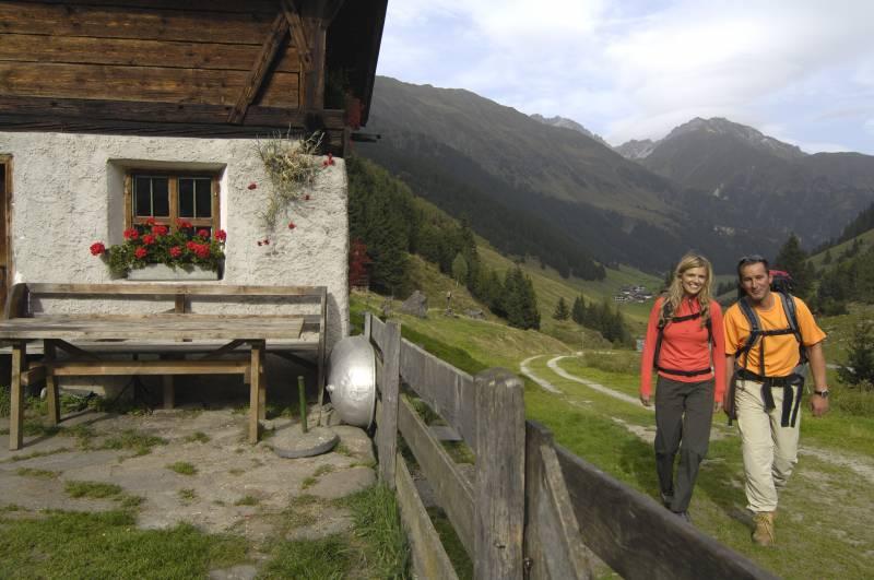 randonnées tyrol autriche vallée stubaital