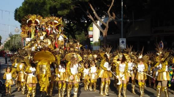 voyage au carnaval de playa de aro février 2016