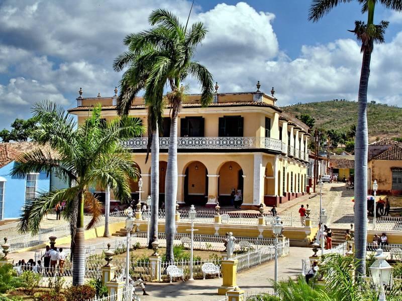voyage a cuba dans la ville de palacio janvier 2015