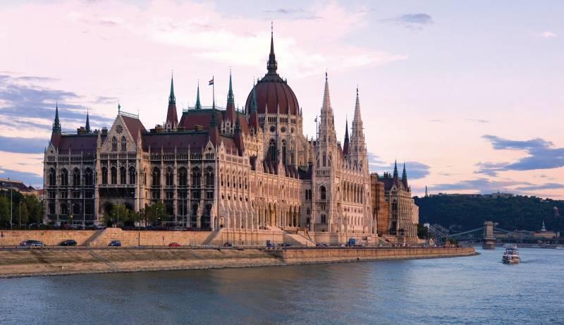 croisière Danube avec escales à Budapest et Vienne Juin 2018