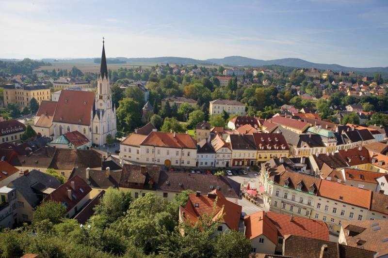 abbaye bénédictine de Melk au bord du Danube croisière Danube Juin 2016