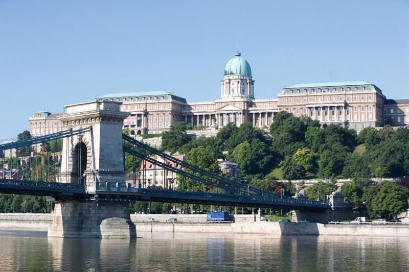 croisière Danube avec escale à Budapest Juin 2017