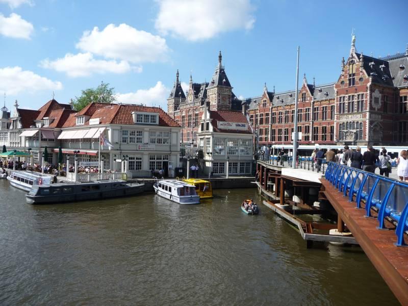 Voyage à Amsterdam du 04 au 08 Mai 2017