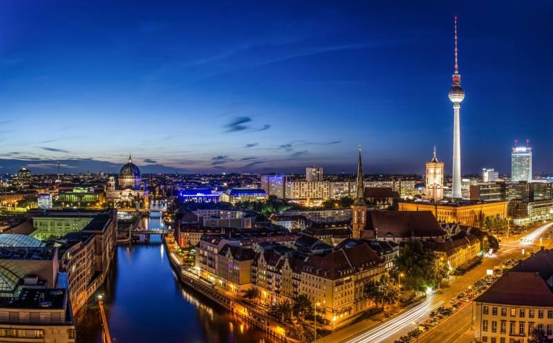 BERLIN - POTSDAM - 6 JOURS DU 13 AU 18 Septembre 2018