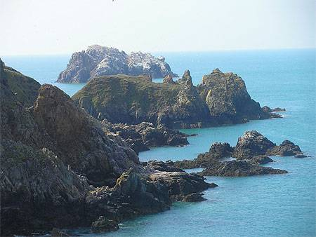 Les Îles Anglo-Normandes : Jersey, Guernesey, Sercq et Herm. Du 22 au 28 Août 2018