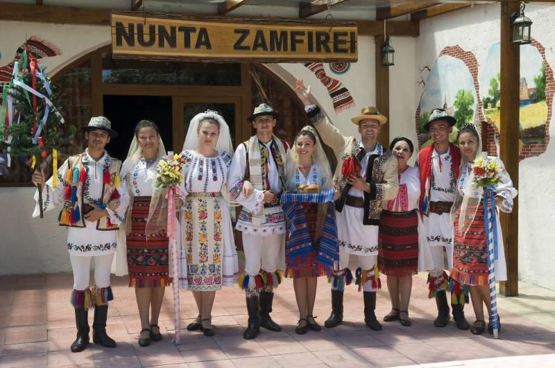 croisière sur le Danube groupe folklorique