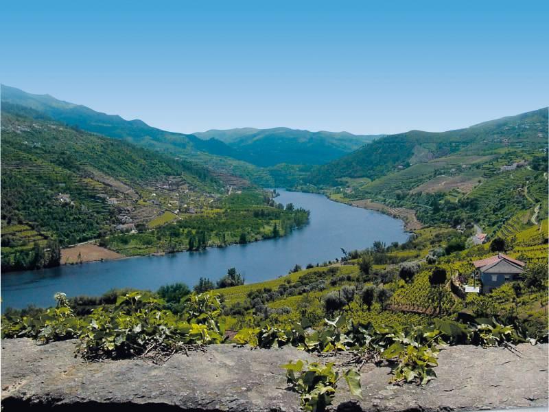 Portugal : Lisbonne - Coimbra - Vallée du Douro       23 au 30 Mai 2018