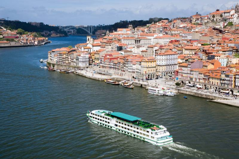 Croisière sur le Douro et découverte de Lisbonne