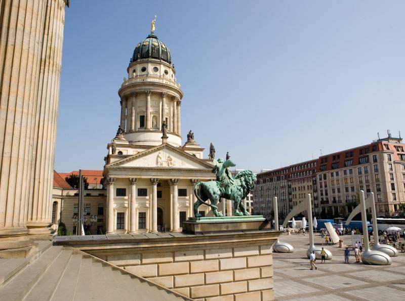 Découverte de Berlin et Dresde, région de Brandenbourg et de Saxe du 29 Avril au 3 Mai 2017