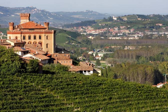 séjour dans la région du Piémont en Italie