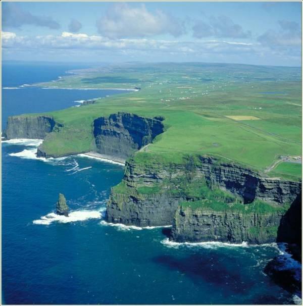 Voyage en Irlande du Sud