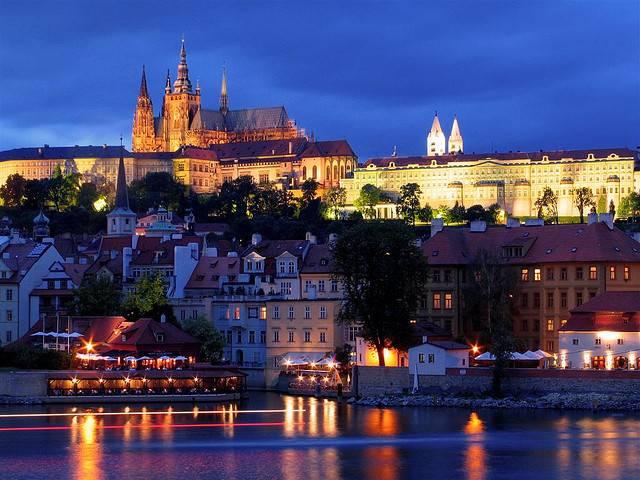 voyage à Prague et Bohême du Sud en Juin 2018