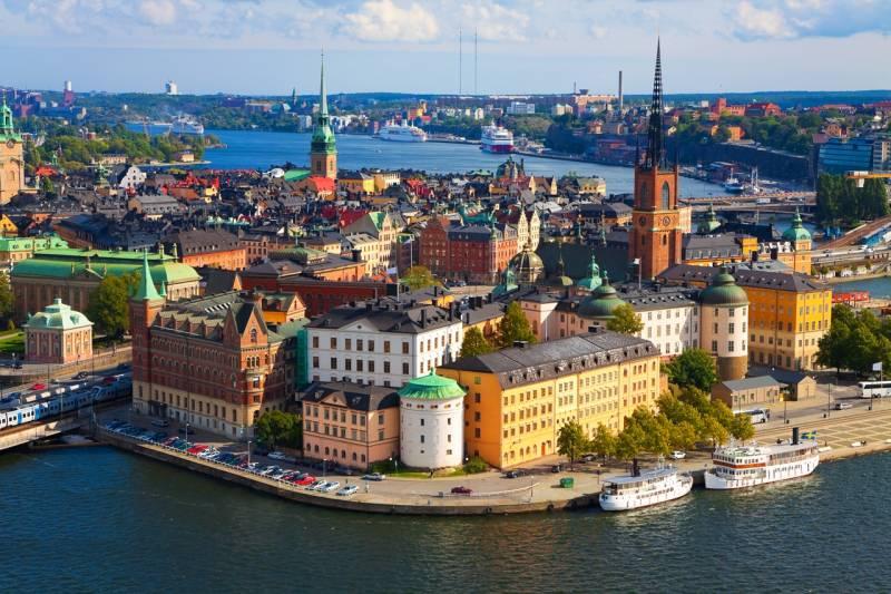 STOCKHOLM ET SES ILES du 29 juillet au 12 août 2017