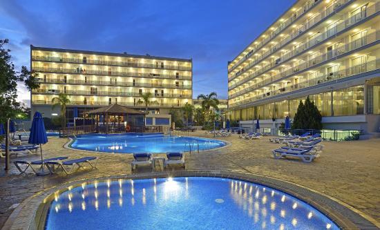 Réveillon à l'hôtel Costa Daurada à Salou